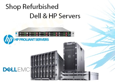 Shop Refurbished Dell and HP Servers